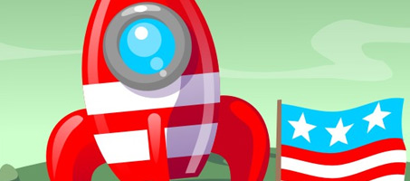 How to Create a Cartoon Rocketship with Inkscape