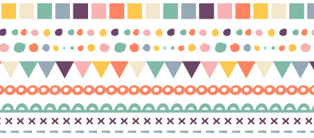 Brush Set + Borders | Spring Has Sprung!